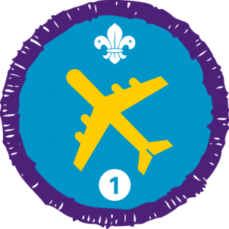 Staged Badges